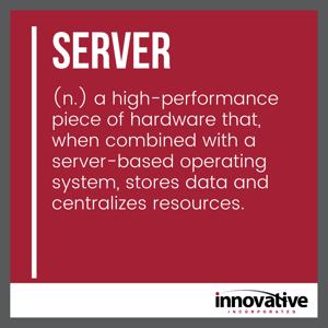 Business Server Definition