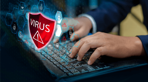 computer virus photo