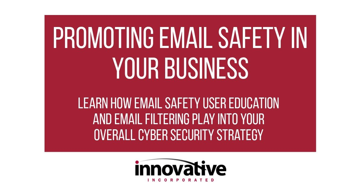 Promoting Email Safety in Your Business