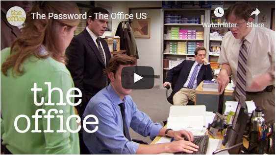 the office clip